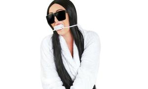 Vụ Kim bị cướp thành cảm hứng thời trang Halloween