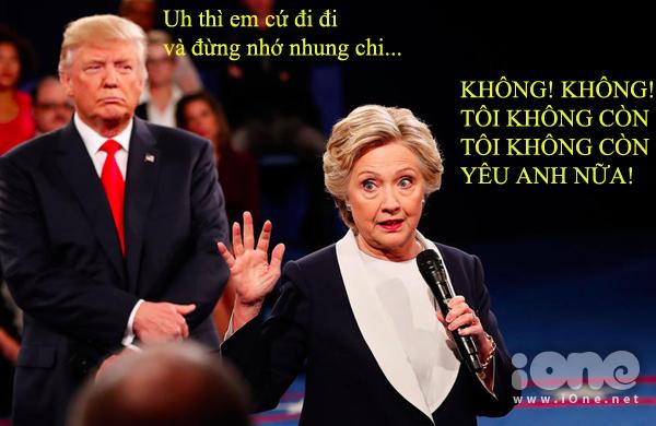 tranh-luan-trump-clinton-thanh-man-hat-karaoke-suot-muot-4