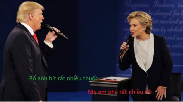 tranh-luan-trump-clinton-thanh-man-hat-karaoke-suot-muot-2