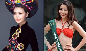 5 người đẹp Việt đang 'chinh chiến' tại các đấu trường nhan sắc quốc tế