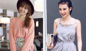 3 người đẹp Việt nằm ngoài cuộc đua hàng hiệu khi ra phố