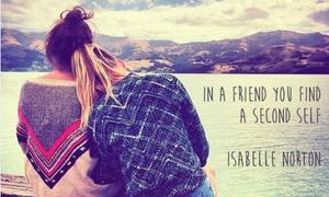 Truyện hay mỗi ngày: Bài học tình bạn từ cát và đá