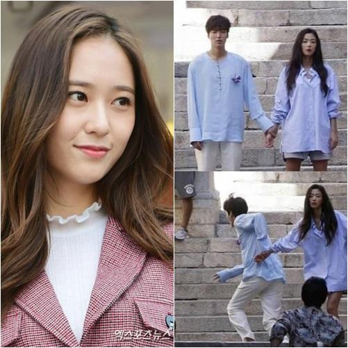 krystal-tham-gia-phim-hot-cua-lee-min-ho-jun-ji-hyun
