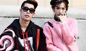 Fashionista Việt 'chất' không kém sao Hàn tụ hội ở Seoul
