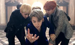 Nhận dạng MV Kpop qua ảnh động