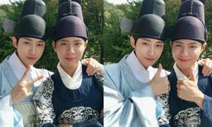 Nam thứ Yoon Sung đặc biệt thích chăm sóc Thái tử