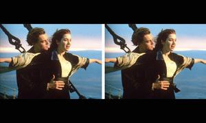 Soi điểm khác biệt trong sê ri ảnh 'Titanic'