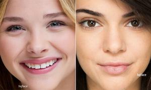 10 sao Hollywood chụp cận mặt da vẫn đẹp không tì vết