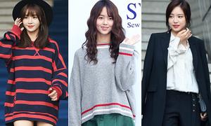 12 bộ cánh đẹp nhất của mỹ nhân Hàn ở Seoul Fashion Week