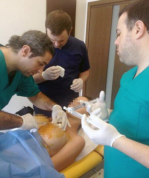 Bác sĩ người Slovakia khiến bệnh nhân phẫn nộ vì đăng ảnh họ đang khỏa thân, dao kéo cơ thể mà họ không hề hay biết..
