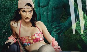 Kendall Jenner mất đầu gối, mũi 'cà chua' trong ảnh photoshop thảm họa