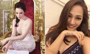 Sao Việt 25/10: Phương Trinh ngồi trên ngai vàng, Bảo Anh khoe hình xăm lạ