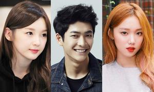Ngoài Nhã Phương, Kang Tae Oh còn nhiều 'bạn gái màn ảnh' cực xinh