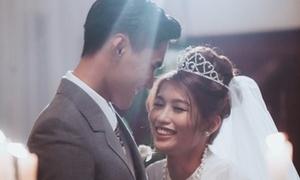 Quang Hùng - Quỳnh Châu diễn sâu như đám cưới thật