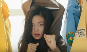 Hình ảnh siêu dễ thương của Jun Ji Hyun trong 'Legend of the Blue Sea'