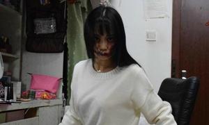 Nữ sinh trường múa chuyên đóng giả ma quỷ