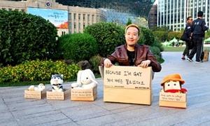 'Tôi bị bỏ đi vì tôi là gay' - thông điệp thấm thía của chàng trai Hàn