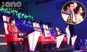 Đông Nhi - Ông Cao Thắng giải thích chuyện đi trễ trên sóng trực tiếp