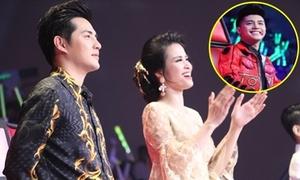 Noo bỏ về ngay khi cắt sóng trực tiếp The Voice Kids, Đông Nhi khẳng định không có hiềm khích