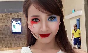 Những màn hóa trang ấn tượng nhất của sao Việt Halloween 2016