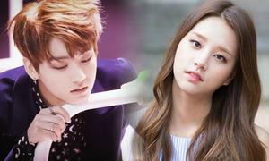Jung Kook BTS bị nghi 'có gì đó' với người đẹp lai Suzy - Hye Ri