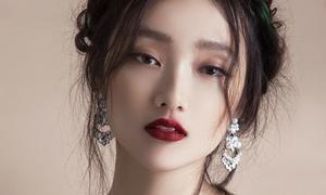 Em gái Trang Khiếu đẹp mong manh giống hệt Châu Tấn