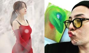 Sao Hàn 5/11: G-Dragon để mặt mộc lộ da sần, Hyo Min xinh như nữ thần