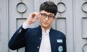 Harry Lu - 'nam thần' học đường mới của màn ảnh Việt