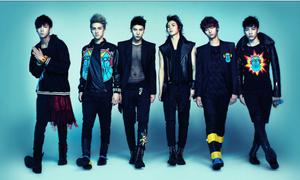 Nhóm mỹ nam Kpop gây sốt vì toàn thành viên chân dài
