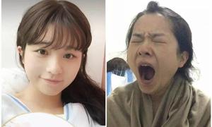 Nhan sắc khác biệt của con gái khi selfie và khi nhờ bạn trai chụp