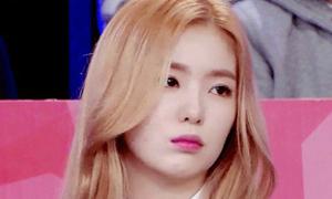 Irene Red Velvet ghi điểm vì biểu cảm 'không thích thì không cười'