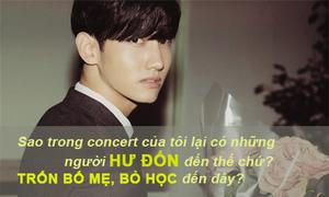 My idol: Shim Chang Min, thật tuyệt vì anh quá phũ fan