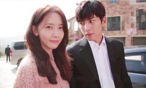 Ji Chang Wook tai đỏ ửng khi được Yoon Ah hôn
