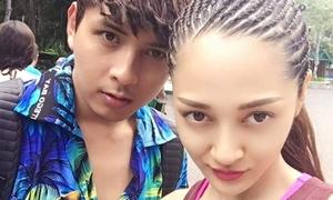 Bảo Anh phản ứng dễ thương khi thấy Hồ Quang Hiếu đi hát karaoke với 'bồ nhí'