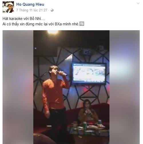 bao-anh-phan-ung-de-thuong-khi-thay-ho-quang-hieu-di-hat-karaoke-voi-bo-nhi