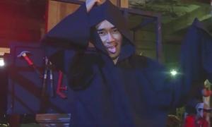 Hậu trường Minh Thuận đóng phim điện ảnh cuối đời