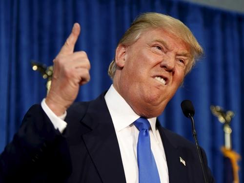 Donald Trump nổi tiếng là người ưa sự mạo hiểm.