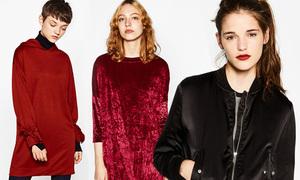 Loạt đồ đông xinh xắn giá dưới 700k có thể mua ở Zara Việt Nam