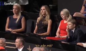 Cậu út 'không thể ngồi yên' của nhà Trump
