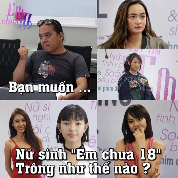 mai-ngo-chau-bui-cung-dan-hot-girl-di-casting-vai-nu-sinh-nghich-ngom