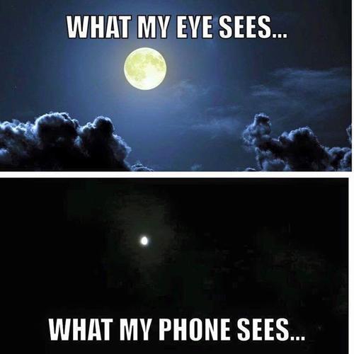 Đừng nghĩ máy điện thoại có thể ghi lại khung cảnh lung linh như bạn thấy.