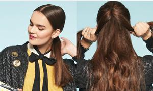 3 kiểu tóc nhanh mà đẹp 'giấu nhẹm' tóc bết, xẹp