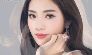 Cô gái này là trung bình cộng nhan sắc của 2 Hoa hậu nào?