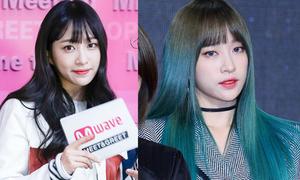 Mỹ nhân Hàn người xinh hơn, người xuống sắc vì tóc nhuộm