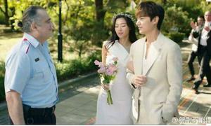 Huyền thoại biển xanh: Mới gặp nhau, Jun Ji Hyun đã thành vợ Lee Min Ho