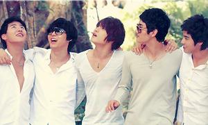 My idol: DBSK - Những vị thần như thế, một gia đình như thế