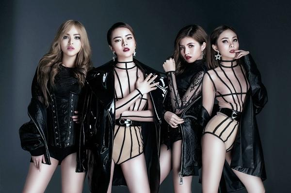 Nhóm nhạc S Girls.