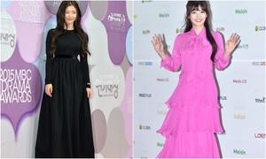 Kim Yoo Jung - mỹ nhân Hàn chuộng váy 'tốn vải' trên thảm đỏ