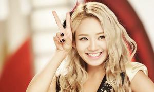 My idol: Hyo Yeon - Dancing Queen số một trong thế giới của tôi