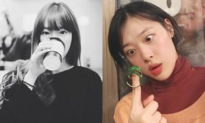 Sao Hàn 22/11: Tae Yeon tóc dài dịu dàng khác lạ, Sulli mặt hài khó đỡ